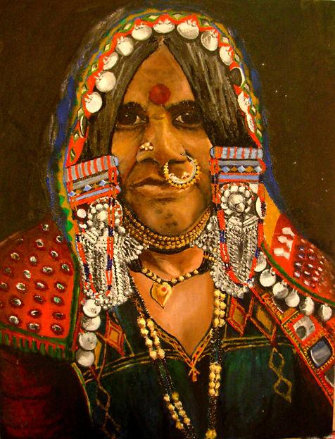 12. The Lambani Woman.jpg