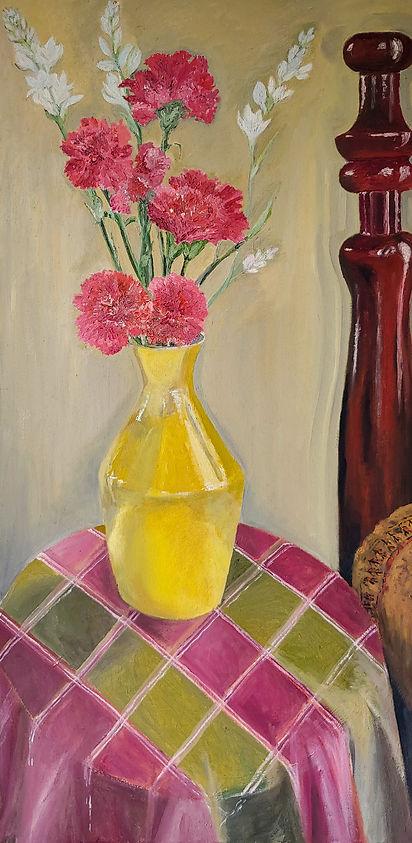 Flower Vase - a still life.jpg