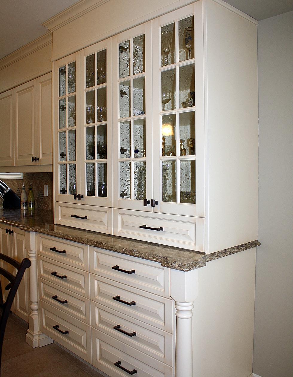 milestone millwork custom kitchen cabinets