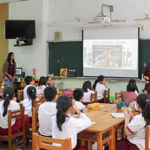 Teaching Observation @ Huludun | waiguorenintaiwan