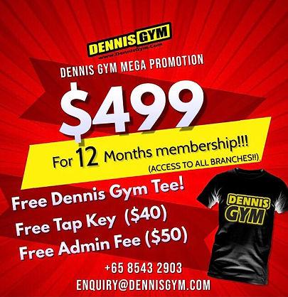 $499 dennis gym membership promotion.jpeg