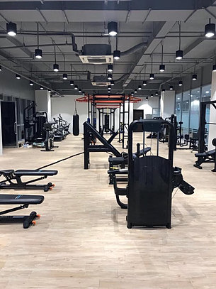 Dennis gym fitness personal trainer farrer park branch