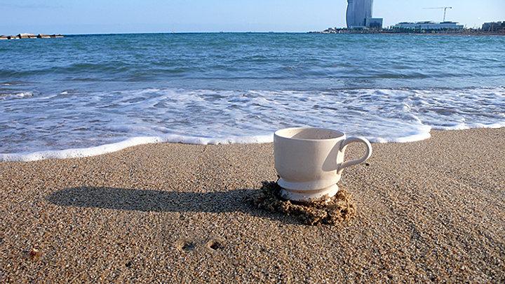 Beach mug ⓒMinji Jung