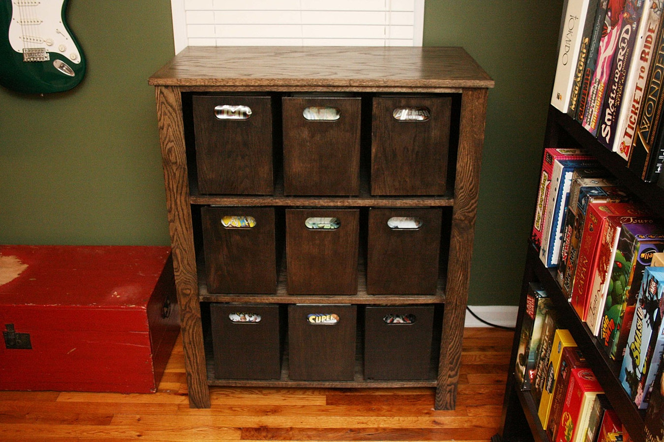 Game Tables Comic Book Storage Dragonwood Custom Furniture Gr Mich