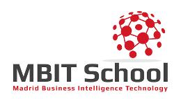 logotipo de MBIT SCHOOL SL.