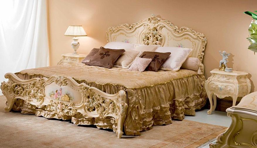 cama 2.170€. mesita 1.040€