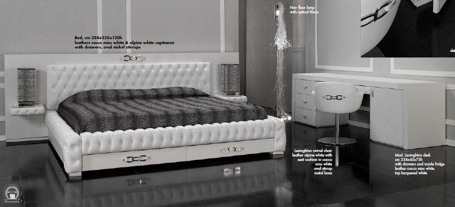 cama 12.000€. tocador 8.400€