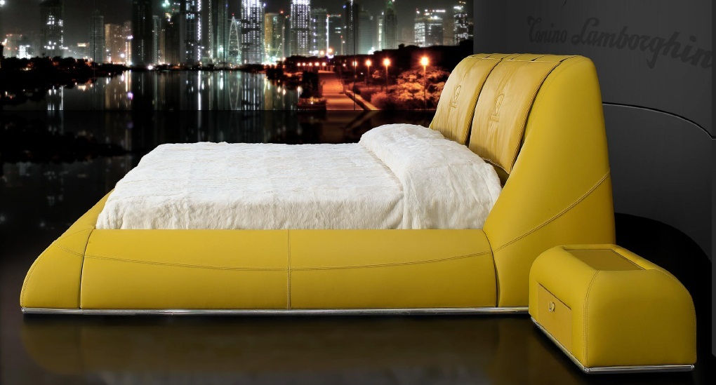 cama 11.000€. mesita 1.600€