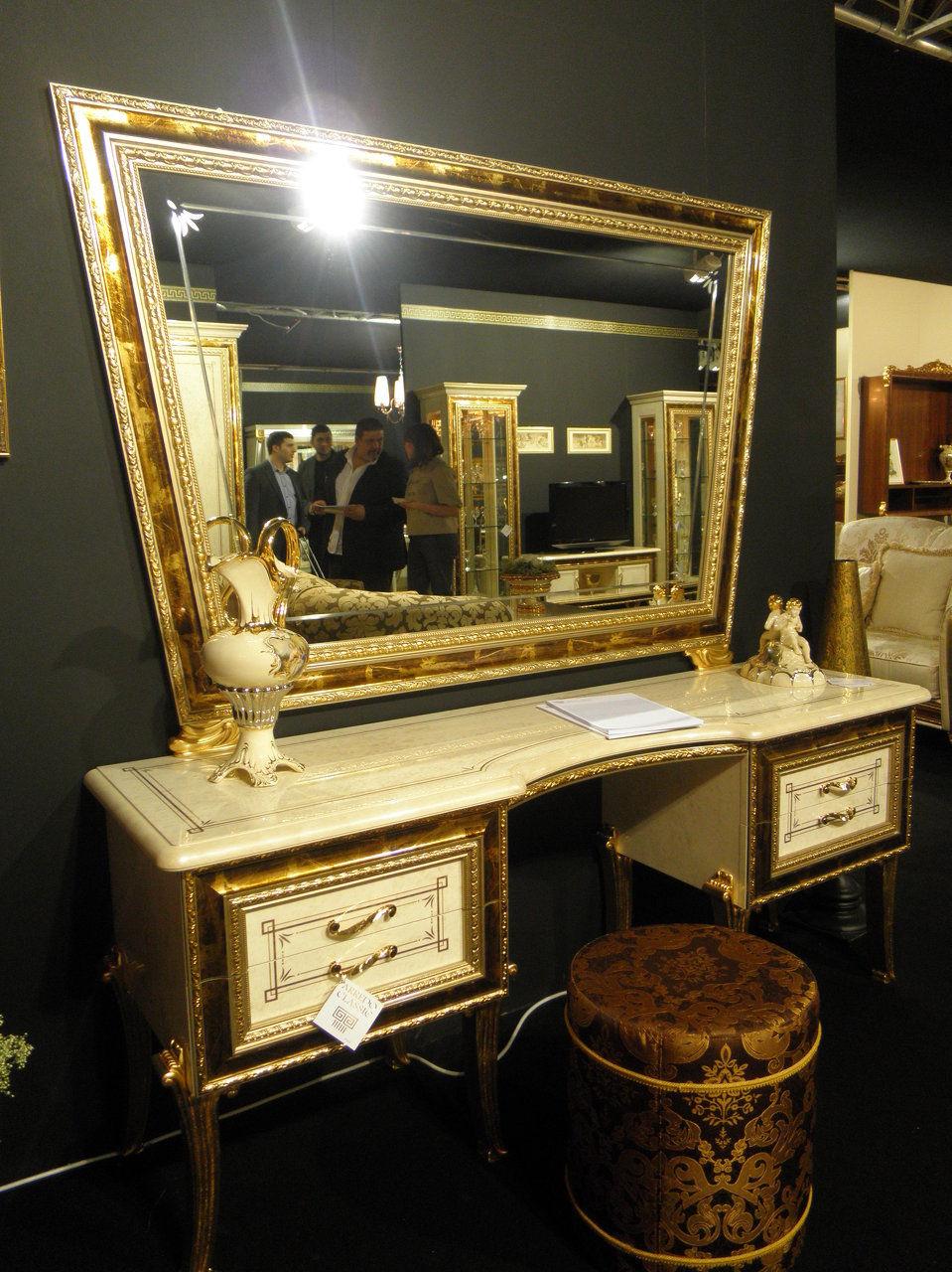 tocador 2.048€. espejo 628€