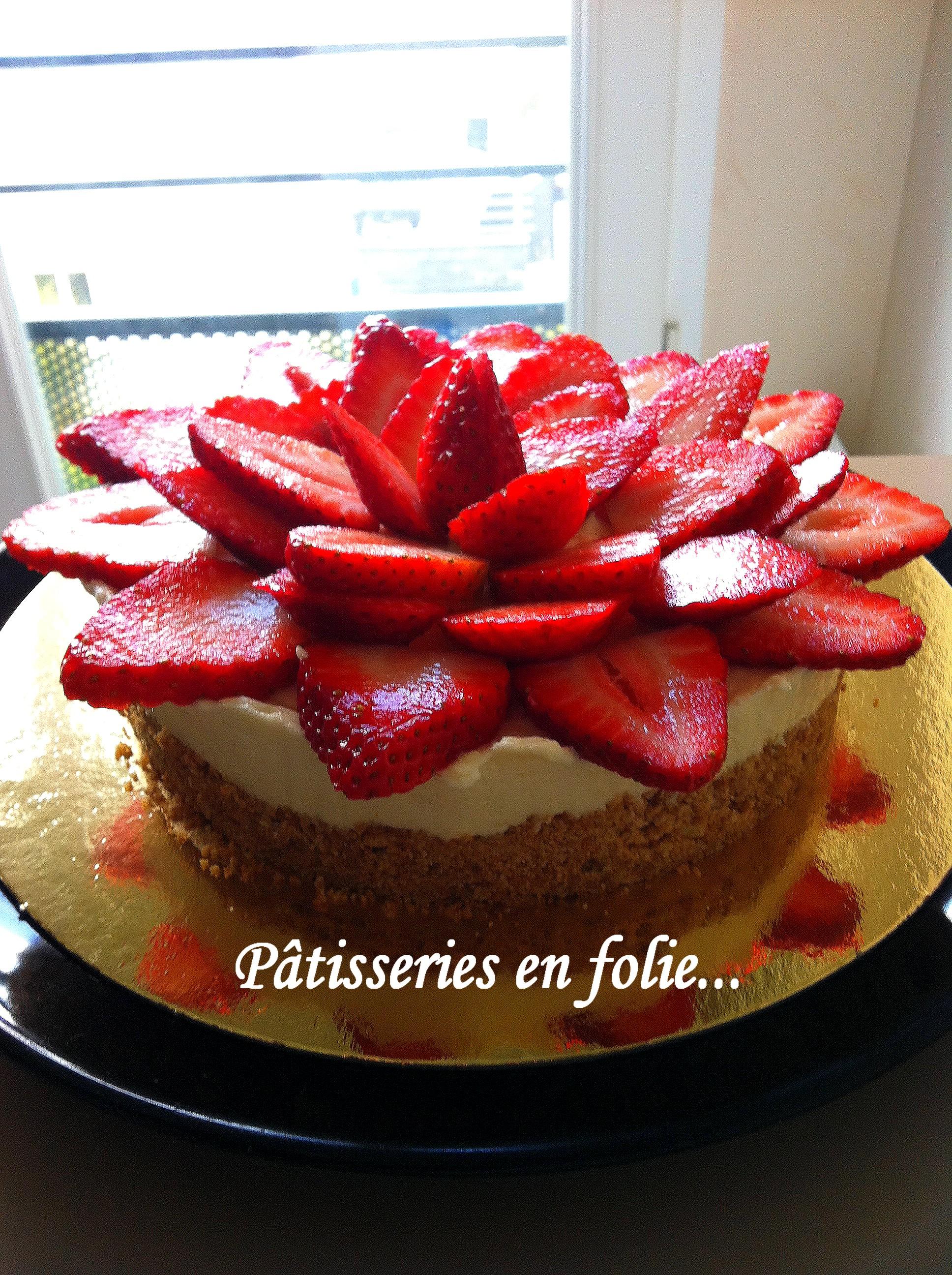 Cake Design Couper Lamelle