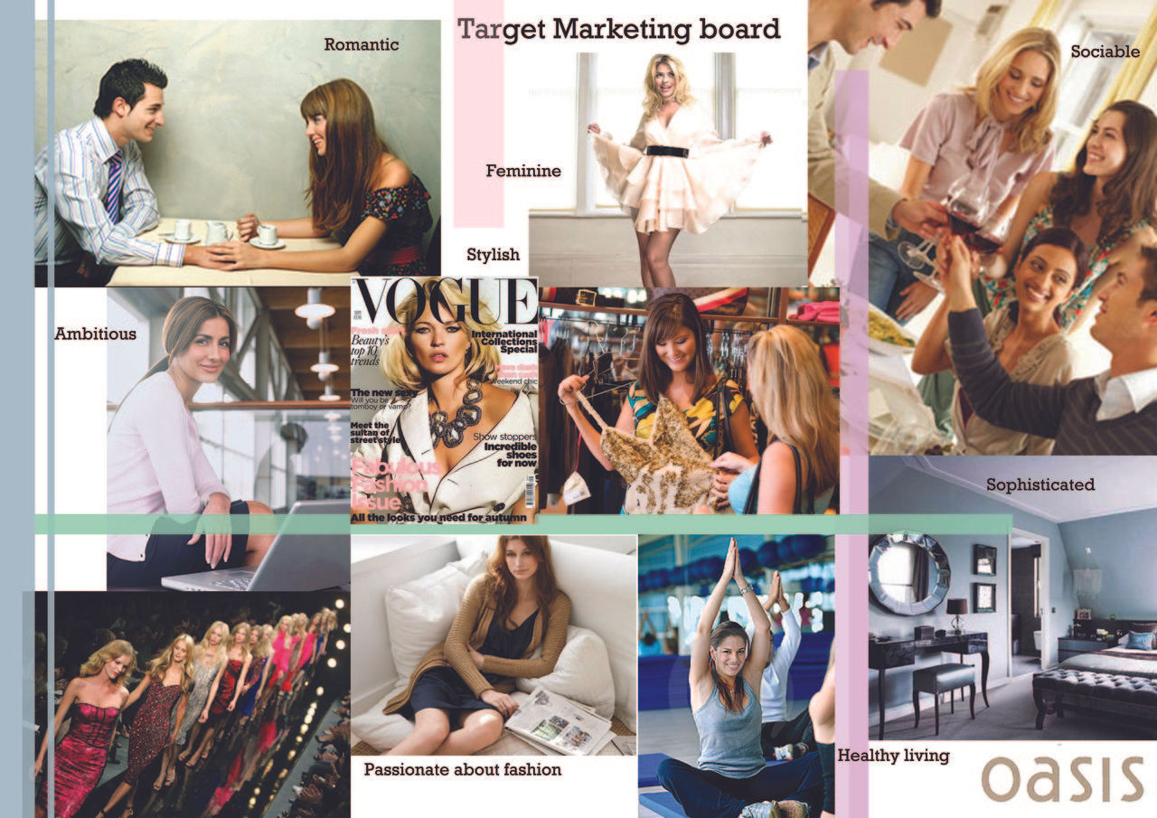 topshop target market