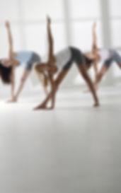 Yoga students in Bryanston Sandton