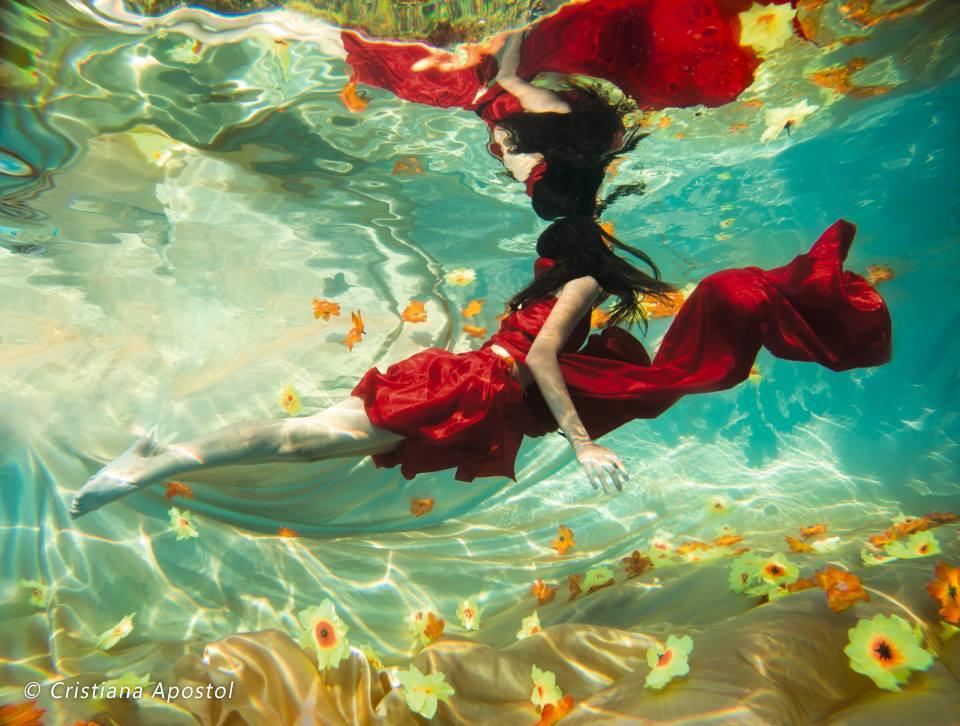 underwater photography by Cristiana Apostol
