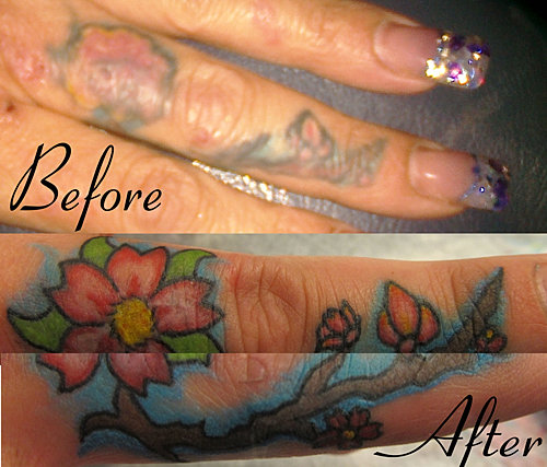 Walkin Cover-up