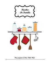 Organiser vos recettes
