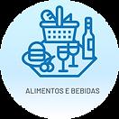 INDUSTRIA ALIEMNTOS E BEBIDAS