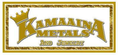 Kamaaina Metals and Jewelry logo