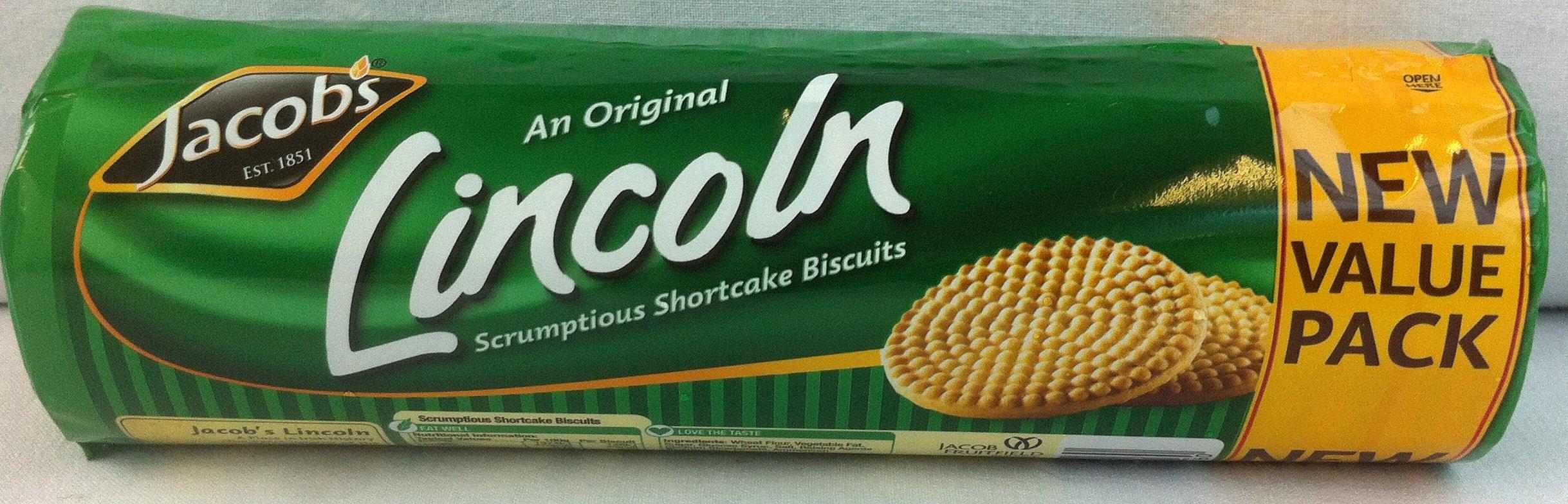 Avon Vale Uk Ltd Jacob S Lincoln Biscuits X 24 Wwlinc Jpg
