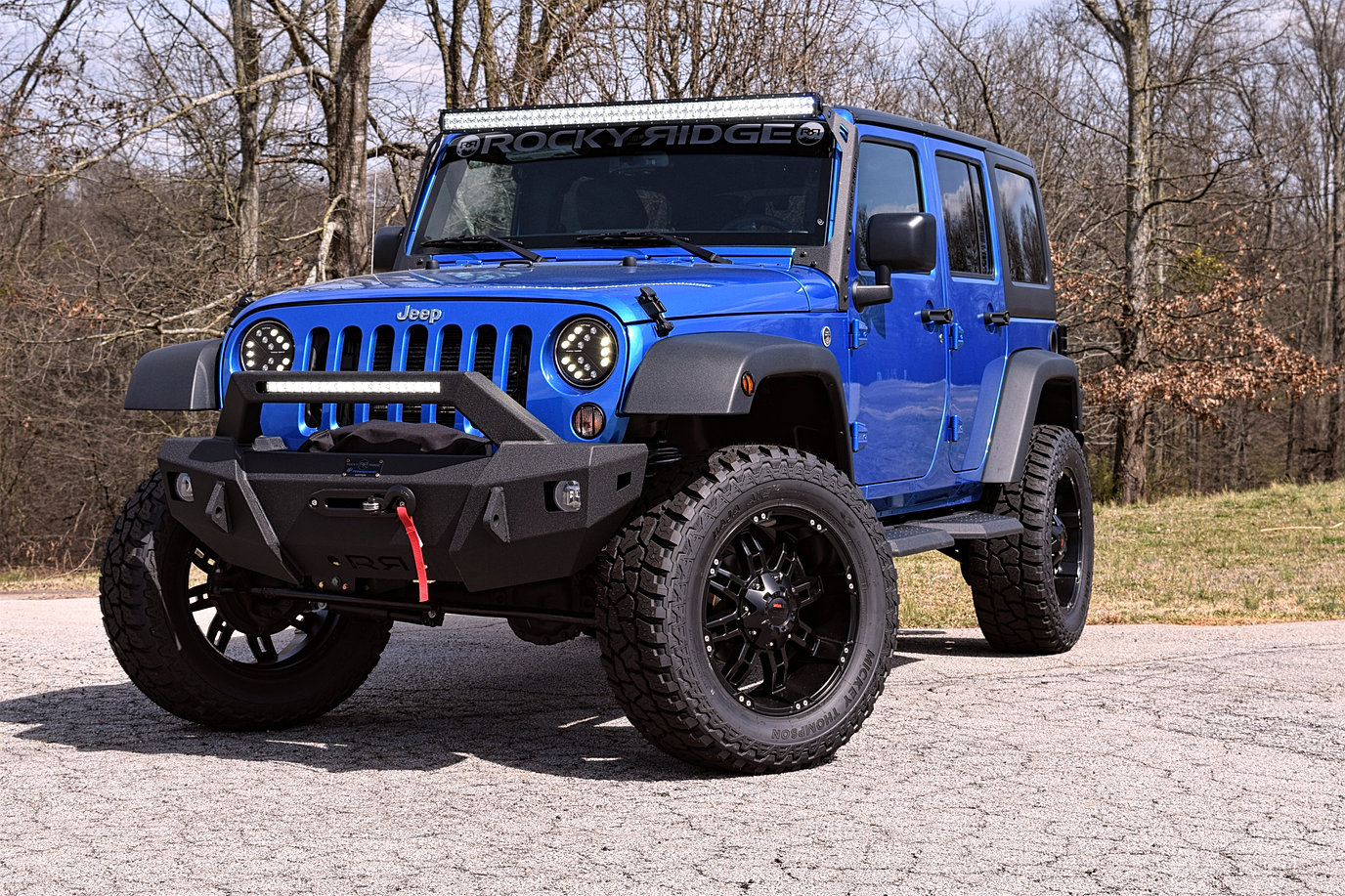 Buick Parts Long Island >> Rocky Ridge Wrangler Packages | Autos Post