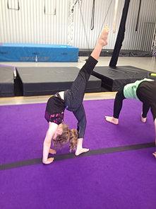 Flexibility and Acrobatics
