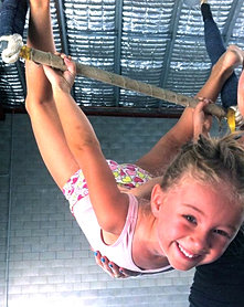 Youth Circus Trapeze classes