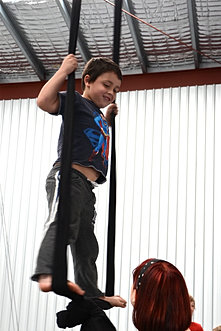 Youth circus school