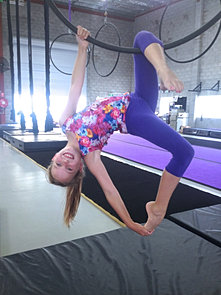 Kids Youth Aerial classes