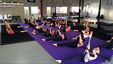 Aerial Circus Fitness classes