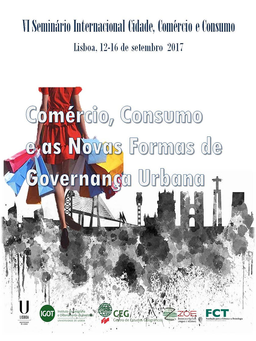 Resultado de imagen de VI SEMINÁRIO INTERNACIONAL CIDADE, COMÉRCIO E CONSUMO