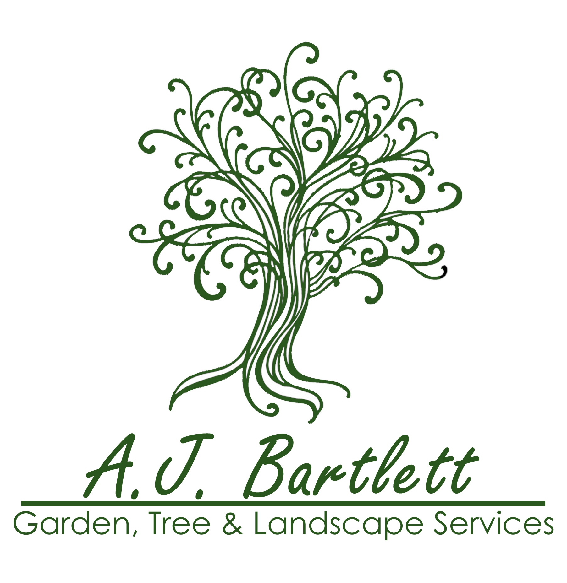 Aj bartlett garden tree landscape services for Tree and garden services