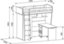 Детская мебель. Детские, мебель для детской комнаты на заказ в Ростове-на-Дону. Заказать мебель в детскую