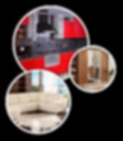 Корпусная и мягкая Мебель на заказ в Ростове-на-Дону (кухни, диваны, шкафы-купе)