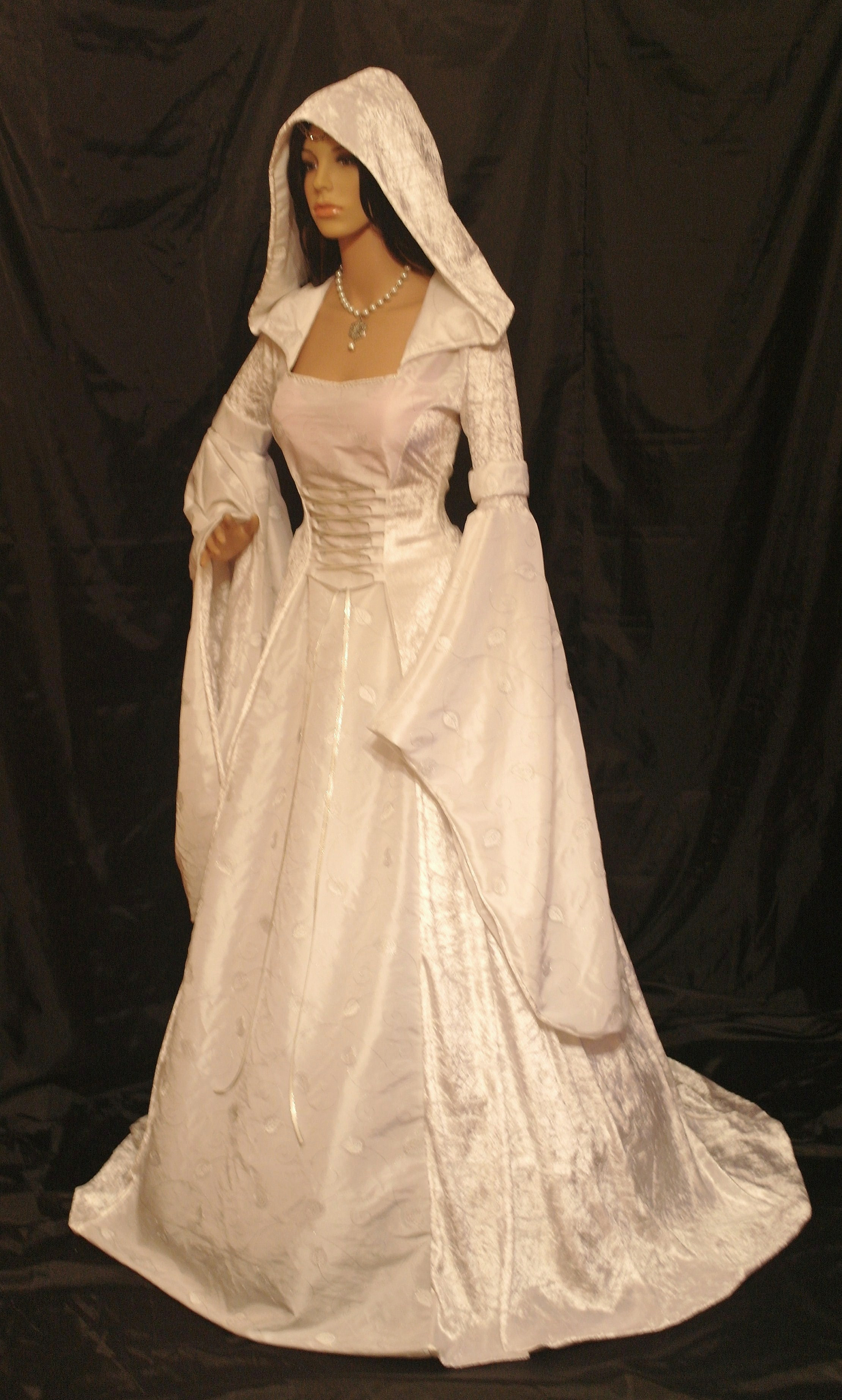 Consuelo Vanderbilt Wedding Gown - Sqqps.com