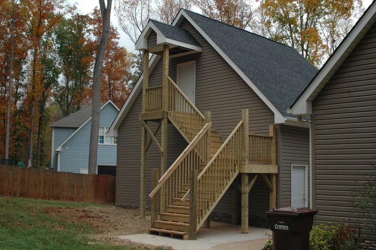 Greensboro remodeling company n c garage builder for Garage building companies