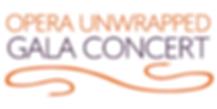 Opera Unwrapped Gala Concert