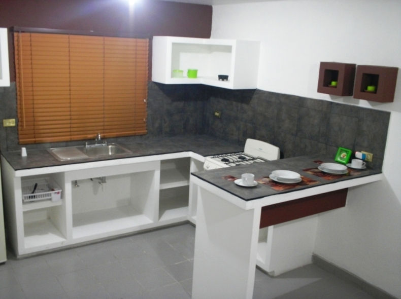 Muros de hermosillo for Como hacer una cocina integral paso a paso