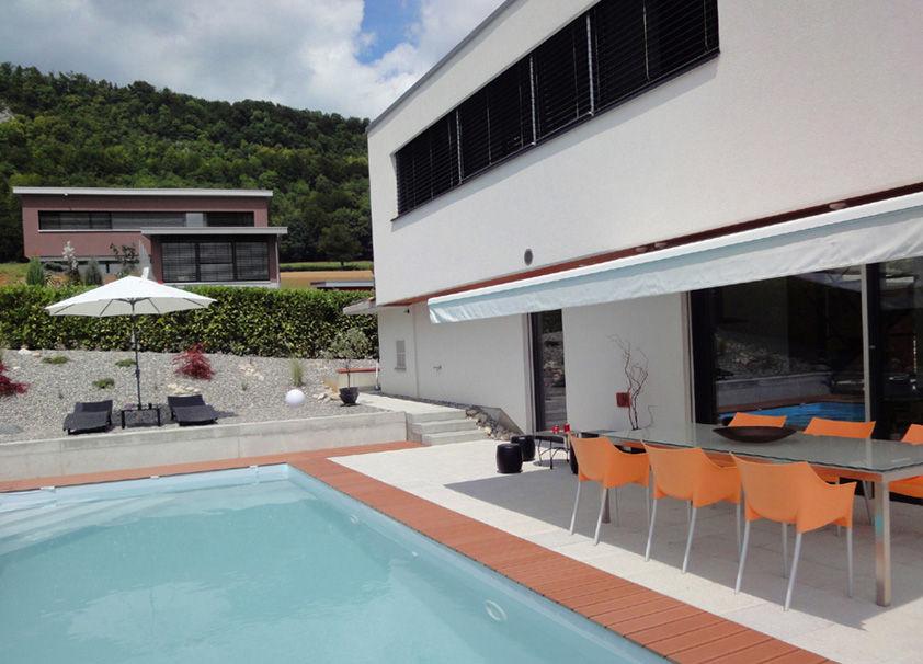 Construire sa maison, villas contemporaines, maison moderne ...