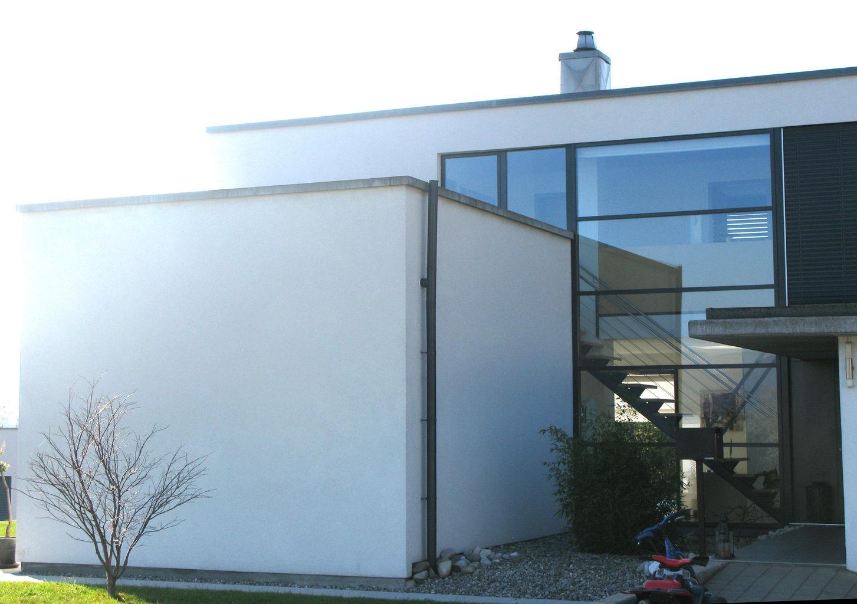 Construire sa maison villas contemporaines maison for Construire une maison moderne