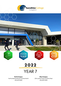 Year 7 Information Booklet 2022.png