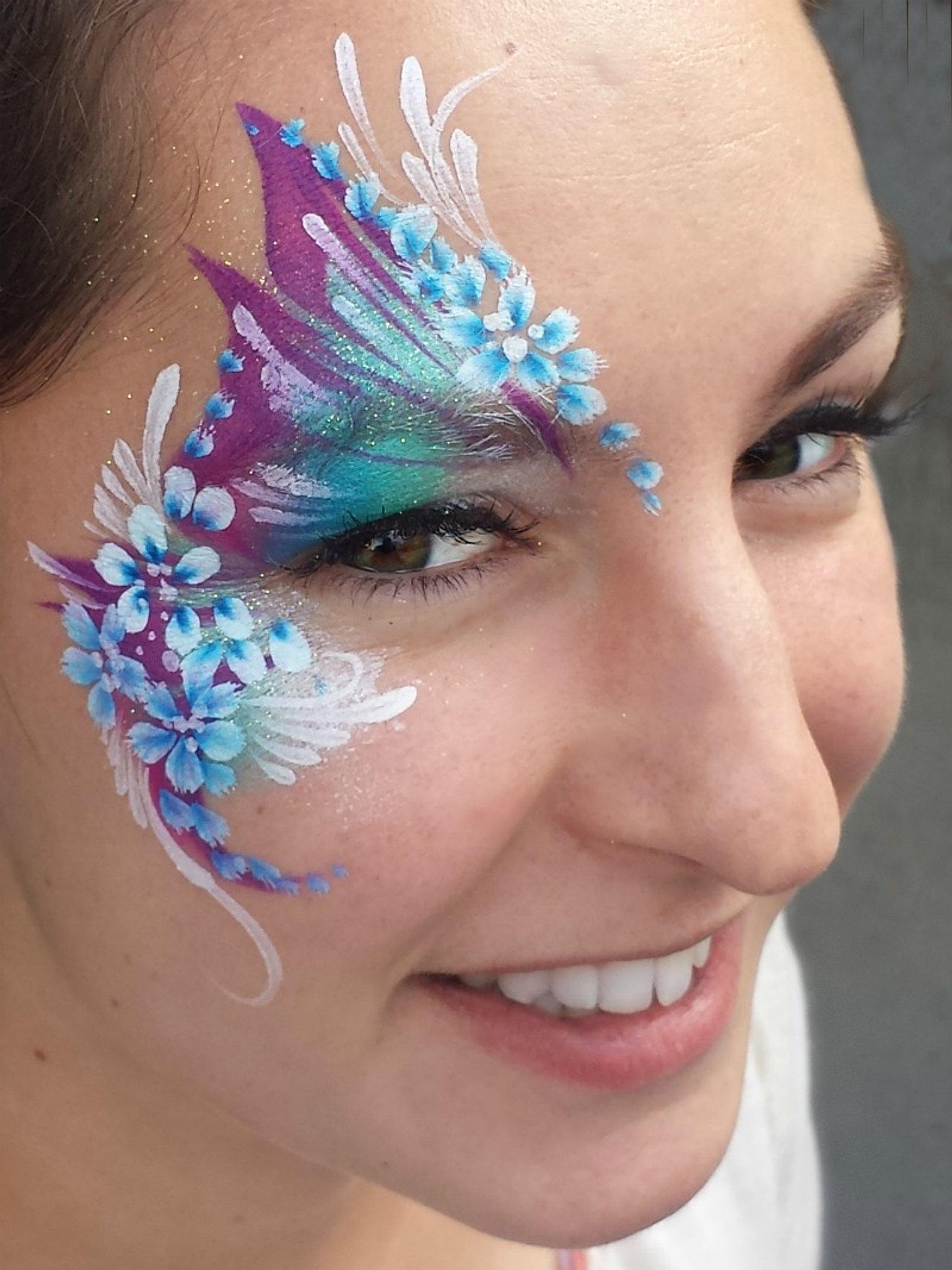 Blue Fairy Eye