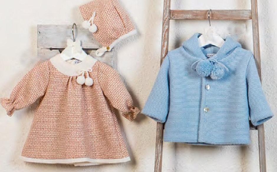 Rafa and Reenie Traditional Spanish baby clothes Es