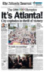 It's Atlanta!