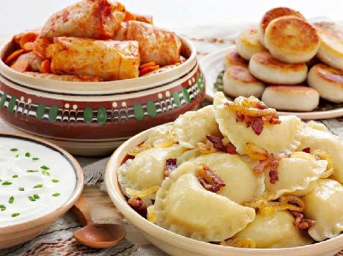 Рецепты украинской национальной кухни с фото