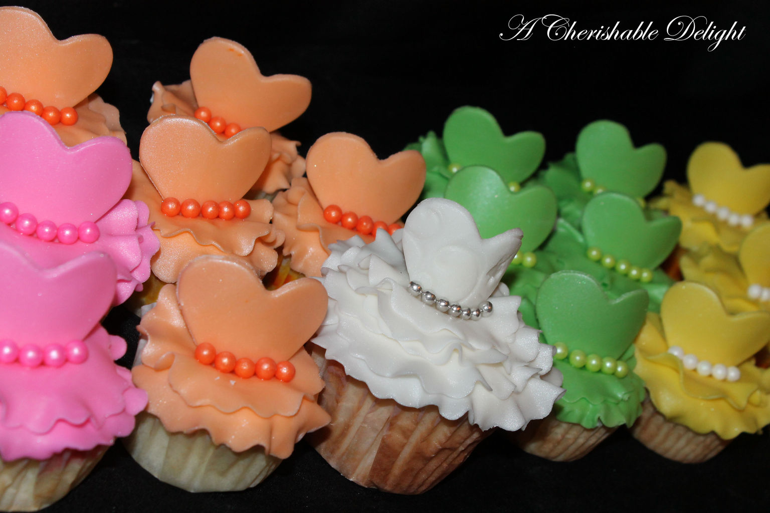 A Cherishable Delight Cakes Cupcakes Cookies