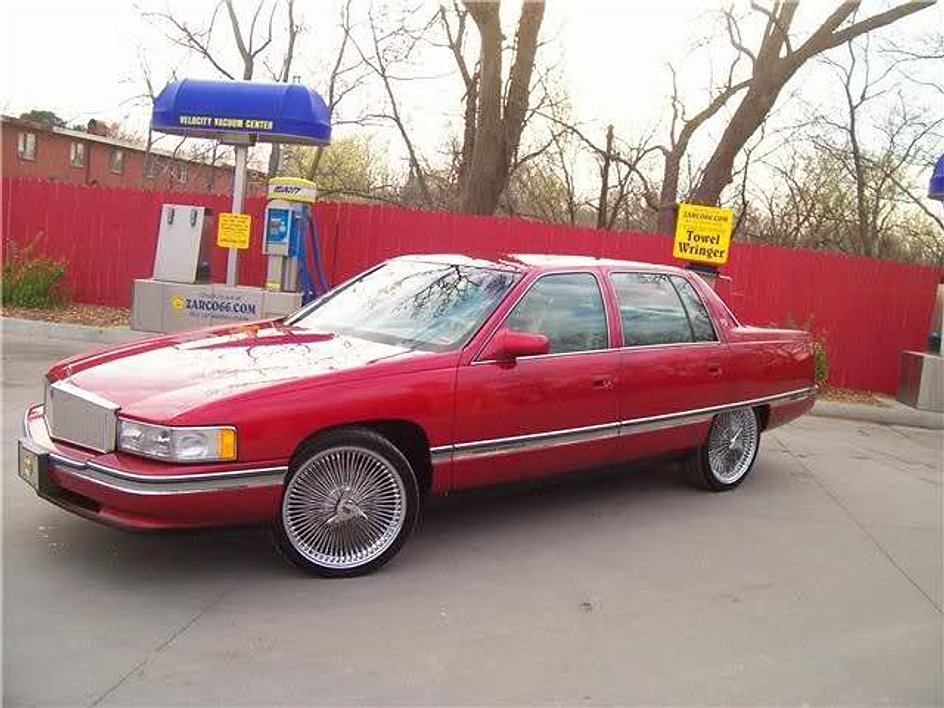 Cadillac  Wheel Drive Cars