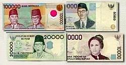 Money Money Money Bali Currency Matters December 29 2009 My