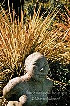 Statue & Grass