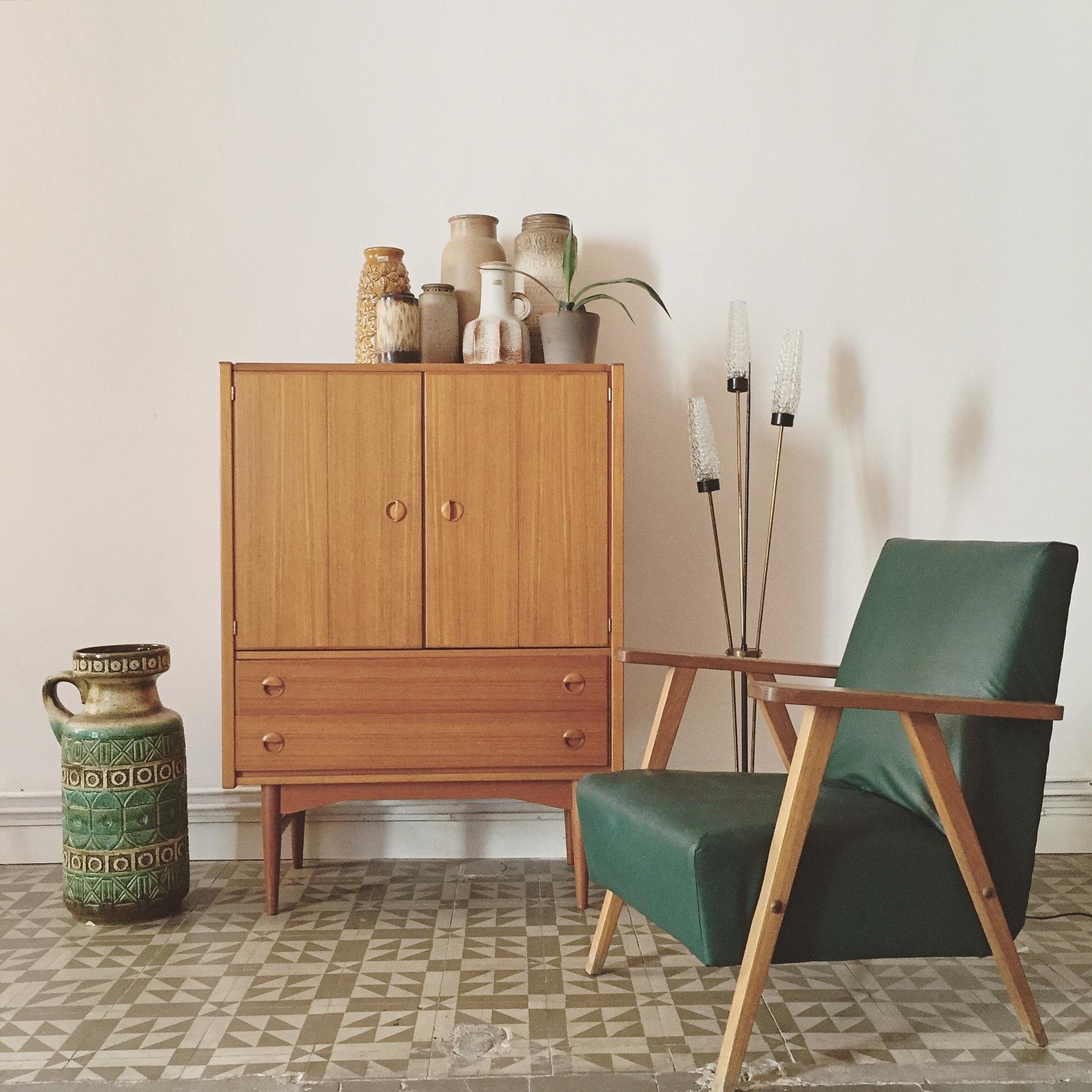 Cheznousbcn muebles y objetos vintage en barcelona - Muebles vintage en barcelona ...