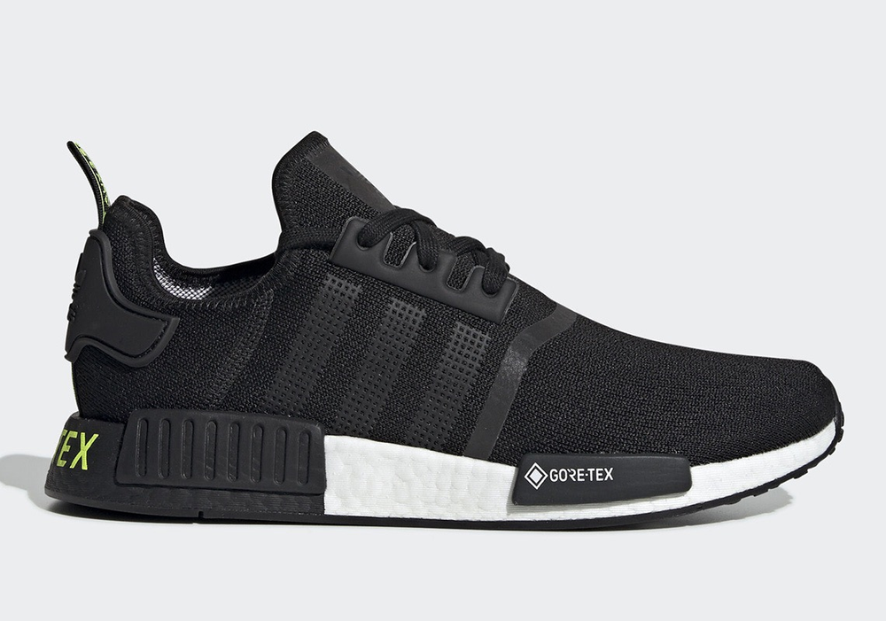 Gore-Tex Continues Its Hold On Winter Sneakers With The adidas NMD R1