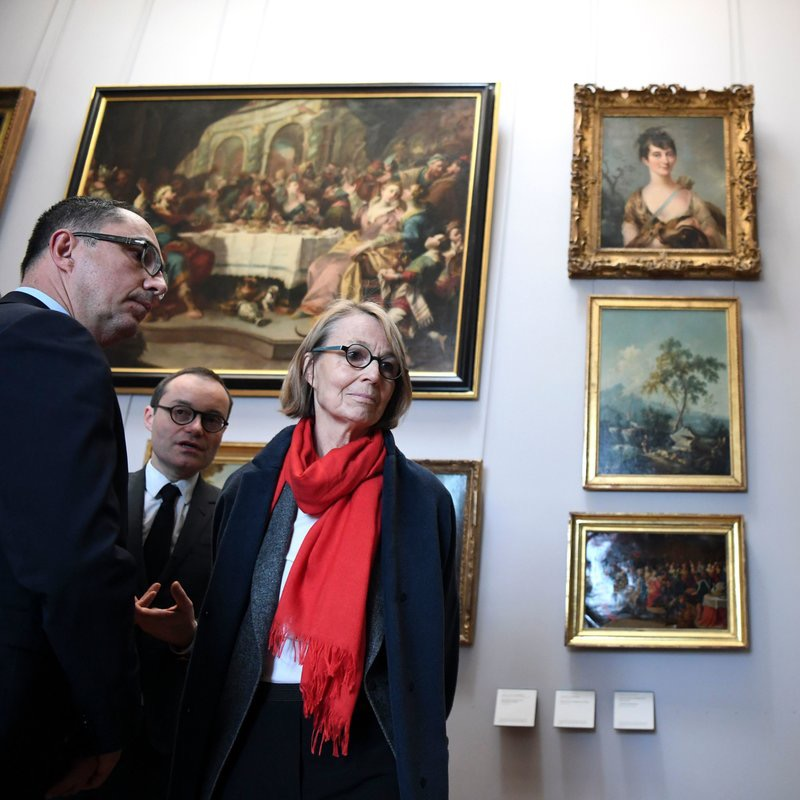 New York Museum Turns Over Possible Nazi-Looted Art to FBI and Other Art Headlines